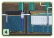 SaniTEE - Effluent Screening Device