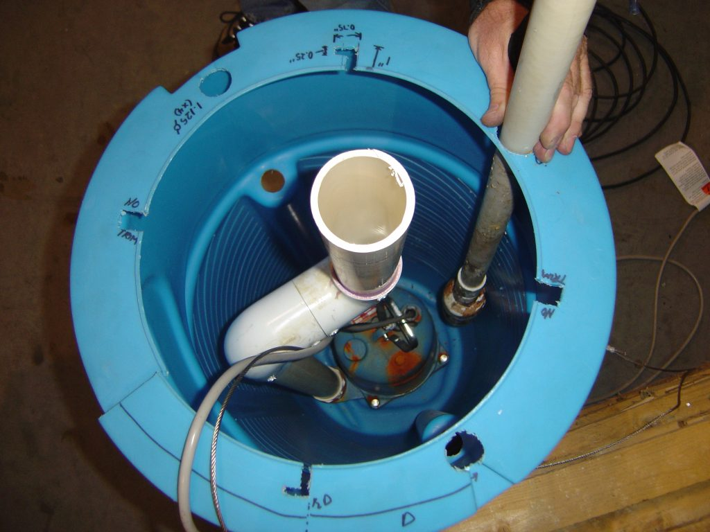 BioSTEP - Septic Tank Effluent Pumping System
