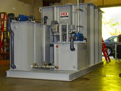 MarineFAST - Model DV-Series - Wastewater Treatment System