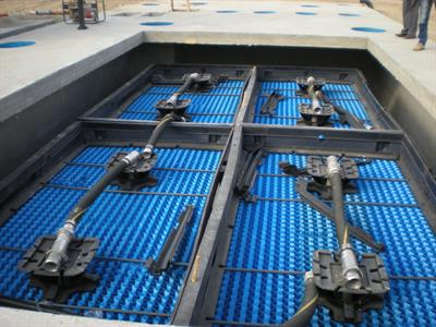 BioMicrobics MyFAST - Model HS-STP - Wastewater Treatment System