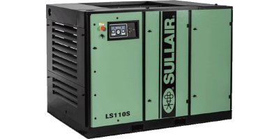 Sullair - Model LS Series - Lubricated Rotary Screw Compressors