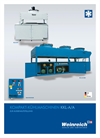 Model KKL- A/A - Air Cooled Water Heat Exchanger Machines - Brochure