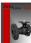 Model Series 64 - Flanged End, Floating Ball Valve Brochure