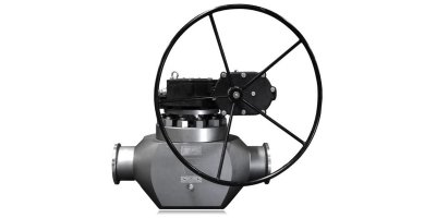 Model TE1 - Top Entry One Piece Trunnion Ball Valve
