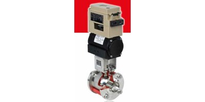 Model V-Ball - Regulation & Isolation Valves