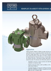 Model XS Series - Simplex Basket Strainers Brochure