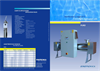 Model Puro Series - UV Water Sterilizer Brochure