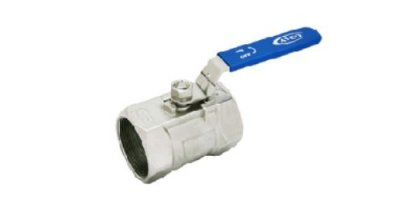 Model 100 Series - 1 Piece General Service Ball Valve