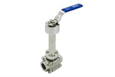 AVCO - Model 1500 Series - 3 Piece Cryogenic Ball Valve
