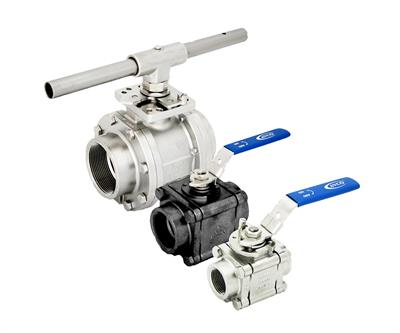 AVCO - Model 1100 Series - Fire Safe Ball Valve