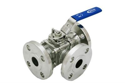 AVCO - Model 1800 Series - Side Entry Diverter Ball Valve