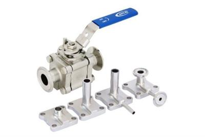 AVCO - Model 2100 Series - Sanitary/Clean Valve