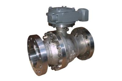 AVCO - Model 19000 Series - 2-Piece Trunnion Ball Valve