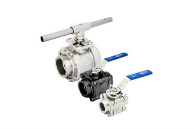AVCO - Metal Seated Ball Valves