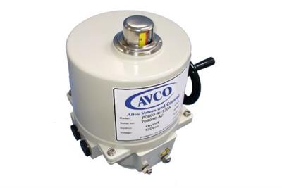 AVCO - Electric Actuators
