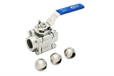AVCO - Model 1900 Series - V-Ported (Vee) Flow Control Ball Valve