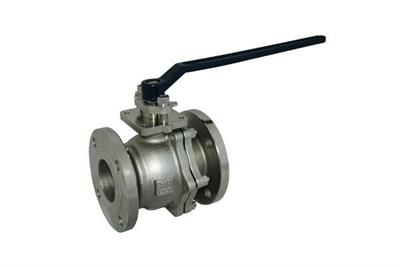 AVCO - Model 9100 Series - Flanged Two 2-Piece Cast Ball Valve