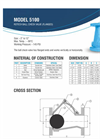 5100 Series Flanged Ball Check Valve Brochure
