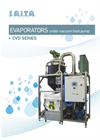 Model CVD series - Under-Vacuum Heat Pump Evaporator Brochure