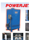 Powerjet - Model 2846 - Automatic Cabinet Style Spray Washer Brochure