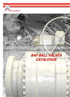 Floating Ball Valve Brochure