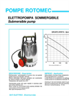 Model CF – CV - Submersible Pump Brochure