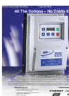 NEMA - 4X (IP65) Vector Based Motor Control Systems Brochure
