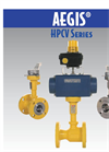 Aegis - Model HCPV Series - High Integrity Ball Valves - Brochure