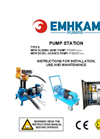Model PSWP2 x x x - Pump Station with Control Unit Brochure