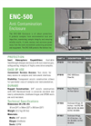 ENC-500 Anti-Contamination Enclosures Brochure