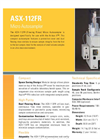 Model ASX-112FR - Flowing Rinse Micro Autosampler Brochure