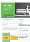 Model APS-1650 - Automated Preparation Station Brochure