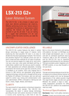Model LSX-213 G2+ - Laser Ablation System Brochure