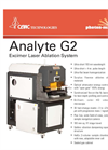 CETAC - Model G2 - Analyte Excimer Laser Ablation System Brochure