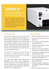 CETAC Aridus - Model II - Desolvating Nebulizer System for ICP-MS Brochure