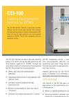 Model CEI-100 - Capillary Electrophoresis Interface for ICP-MS Brochure