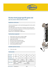 IGEMA - Model Type BA14 - Float Switch Brochure