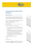 IGEMA - Model DLR1/DHR1 - 2-Point Water Level Controller Datasheet