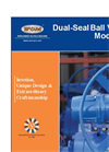 Model 30 - Dual-Seal Ball Valve Brochure