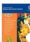 Subsea Intervention System Brochure