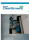 Schreiber CleanScreens - Fine Screen - Brochure