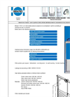 Model CC - Channel Penstock Brochure
