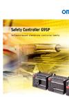 G9SP Stand-Alone Safety Controller - Brochure