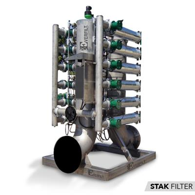 Everfilt  - Model STAK- Series - Everfilt STAK - Series Filter
