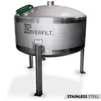 Everfilt - Model SSM Series - Stainless Steel Media Filters SSM Series