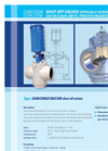 Model CAM-CDM - Shut-off Valves Brochure