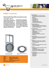 SAFOX - Model F - Penstock Brochure