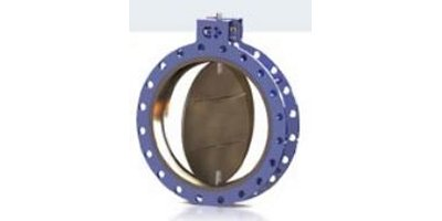 Metallic seat  - Model FA SERIES - Butterfly Valve