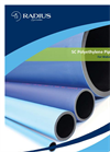 Radius - Hydraulic Compression Fittings  Brochure