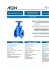 Model DN50-DN300 - Non-Rising Stem Metal Seated Gate Valve Brochure